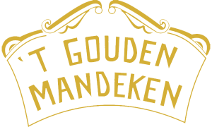 logo 't Gouden Mandeken Diksmuide
